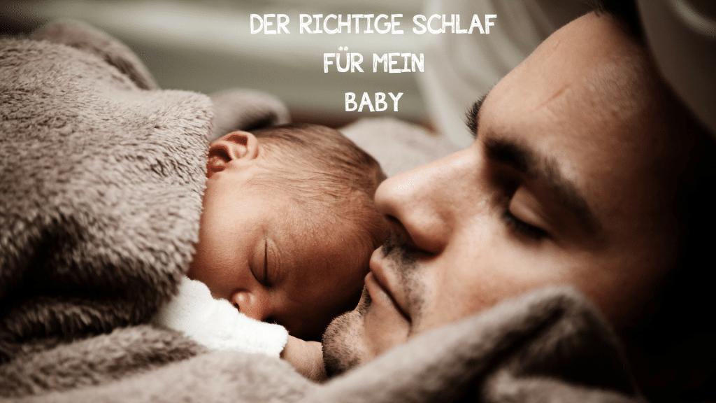 Der richtige schlaf für mein neugeborenes baby u trulygreat